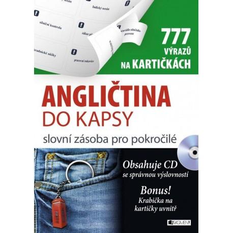 Angličtina do kapsy - slovní zásoba pro pokročilé + MP3 Audio CD FRAGMENT 9788025327081