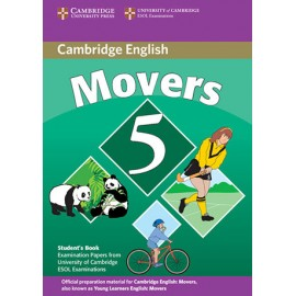 Cambridge Young Learners English Tests Movers 5 Student's Book