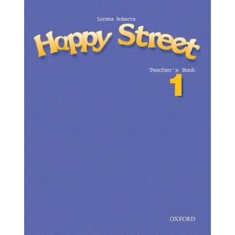 Happy Street 1 Teacher's Book
