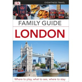 DK Eyewitness Travel Family Guide: London