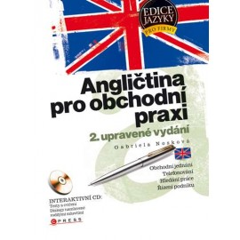 Angličtina pro obchodní praxi + CD (2. upravené vydání)