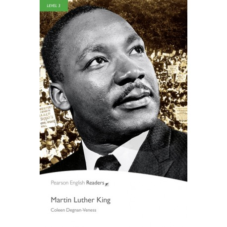 Martin Luther King + MP3 Audio CD Pearson 9781447925651