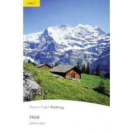 Pearson English Readers: Heidi
