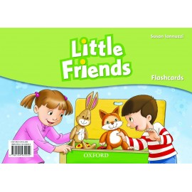 Little Friends Flashcards