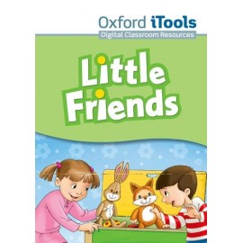 Little Friends iTools DVD-ROM