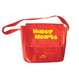 Happy Hearts Starter Teacher's Bag (red)