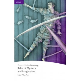 Pearson English Readers: Tales of Mystery and Imagination