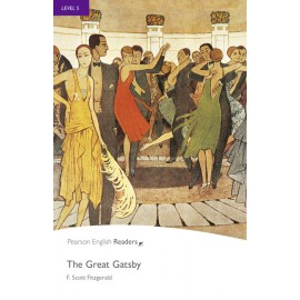 Pearson English Readers: The Great Gatsby