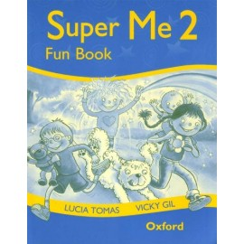 Super Me 2 Fun Book