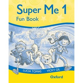 Super Me 1 Fun Book