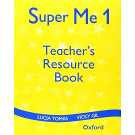 Super Me 1 Teacher's Resource Pack (Teacher's Book + Storybooks 1A+1B)