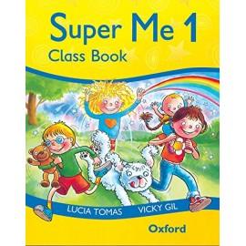Super Me 1 Class Book