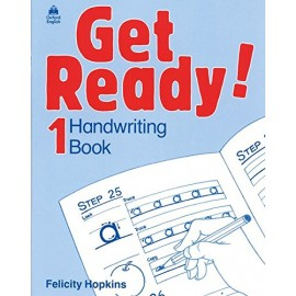 Get Ready! 1 Handwriting Book