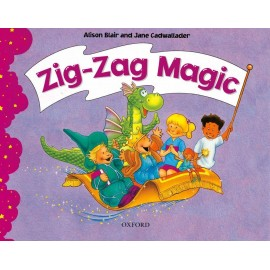 Zig Zag Magic Class Book