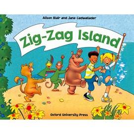 Zig Zag Island Class Book