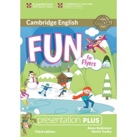Fun for Flyers Third Edition Presentation Plus DVD-ROM