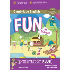 Fun for Movers Third Edition Presentation Plus DVD-ROM