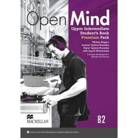 Open Mind Upper-Intermediate Student's Book Premium Pack