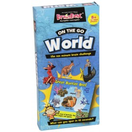 BrainBox On the Go World