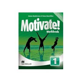 Motivate! 1 Student´s Book + Pracovní sešit (CZ) Pack