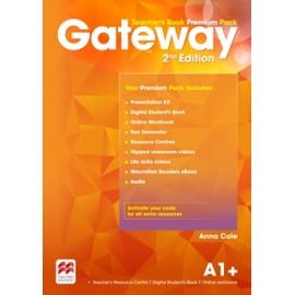 Gateway Second Edition A1+ Teacher's Book Premium Pack