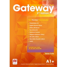 Gateway Second Edition A1+ Teacher's Book Premium Pack