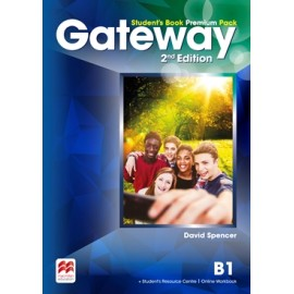 Gateway Second Edition B1 Student's Book Premium Pack