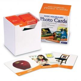 Basic Vocabulary Photo Cards