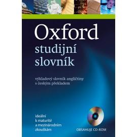 Oxford Studijní slovník + CD-ROM - česká edice