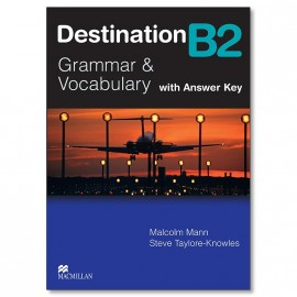 Destination B2 Student's Book with Key - New Ed.