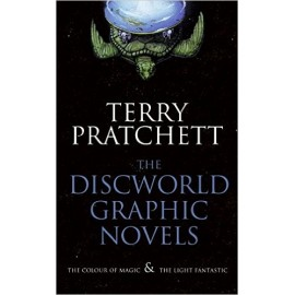 The Discworld Graphic Novels - The Colour of Magic + The Light Fantastic