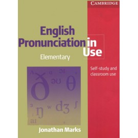 English Pronunciation in Use Elementary Book + Audio CD Set Pack