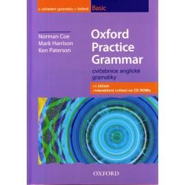 Oxford Practice Grammar Basic + CD-ROM - česká edice