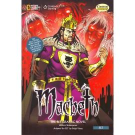 Classical Comics Readers: Macbeth + Audio CD