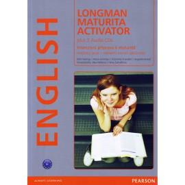 Longman Maturita Activator + CDs