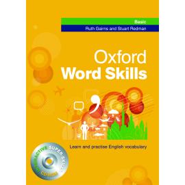 Oxford Word Skills Basic + CD-ROM