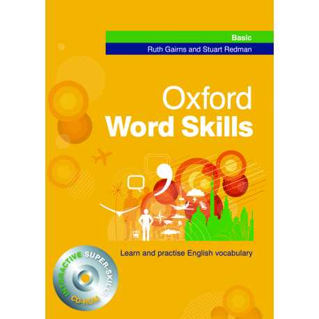 Oxford Word Skills Basic + CD-ROM Oxford University Press 9780194620031