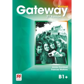 Gateway Second Edition B1+ Workbook