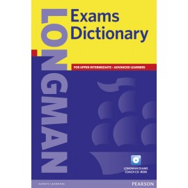 Longman Exams Dictionary Updated Edition (paperback) + CD-ROM