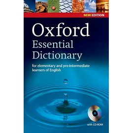 Oxford Essential Dictionary New Edition + CD-ROM