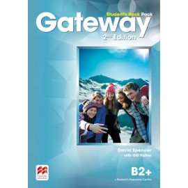 Gateway Second Edition B2+ Student's Book Pack