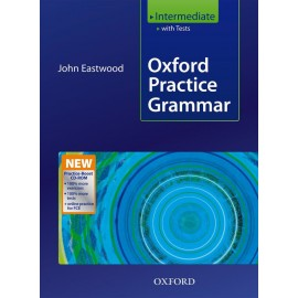 Oxford Practice Grammar Intermediate with Key + New Practice-Boost CD-ROM
