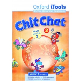 Chit Chat 2 New iTools DVD-ROM with Books on Screen Czech Edition