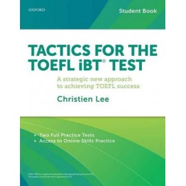 Tactics for the TOEFL iBT® Test Student Pack