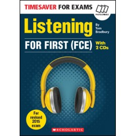 Timesaver for Exams: Listening for First (FCE) + CDs