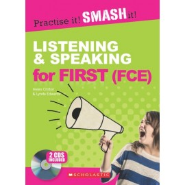 Smash It! Listening & Speaking for First (FCE) with Answer Key + CDs