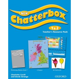 New Chatterbox 1 & 2 Teacher's Resource Pack