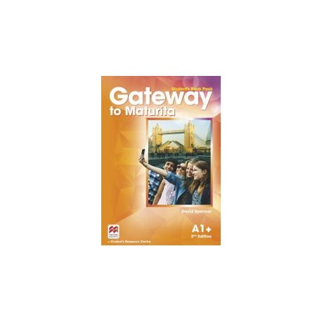 Gateway to Maturita A1+ Second Edition Student's Book Pack