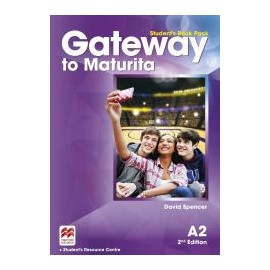 Gateway to Maturita A2 Second Edition Student's Book Pack