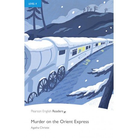 Murder on the Orient Express + MP3 Audio CD Pearson 9781408294390